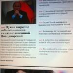 Валерия Новодворская и Бобруйск на главной странице Lenta.ru